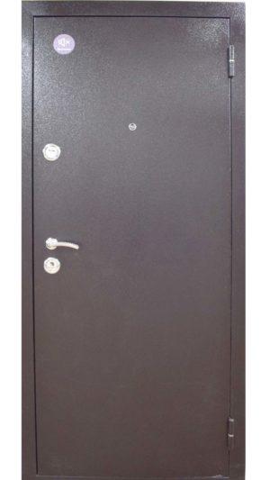 Йошкар металлическая входная дверь черная дверь