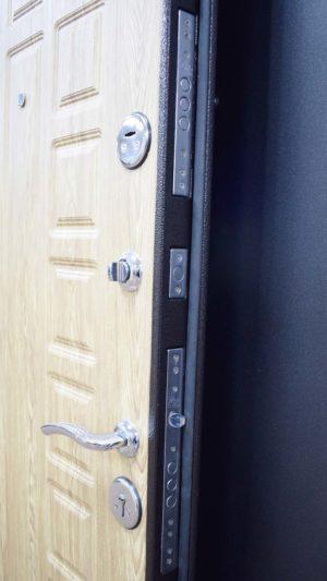 Йошкар металлическая входная дверь Замок