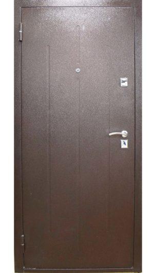 строй гост 7-2 металлическая входная дверь внешнее покрытие темное