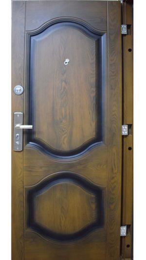 к 55 металлическая входная дверь