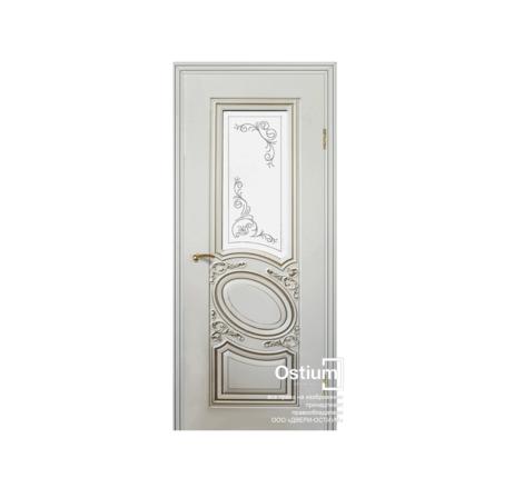 МЕДЕЯ декоративная дверь врезкой в ярославле