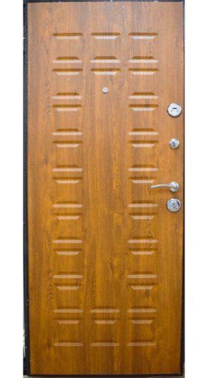Йошкар металлическая входная дверь панель под дерево