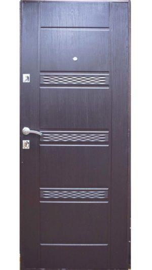 уд - 142 металлическая входная дверь 2