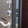 Октава металлическая входная дверь Замок
