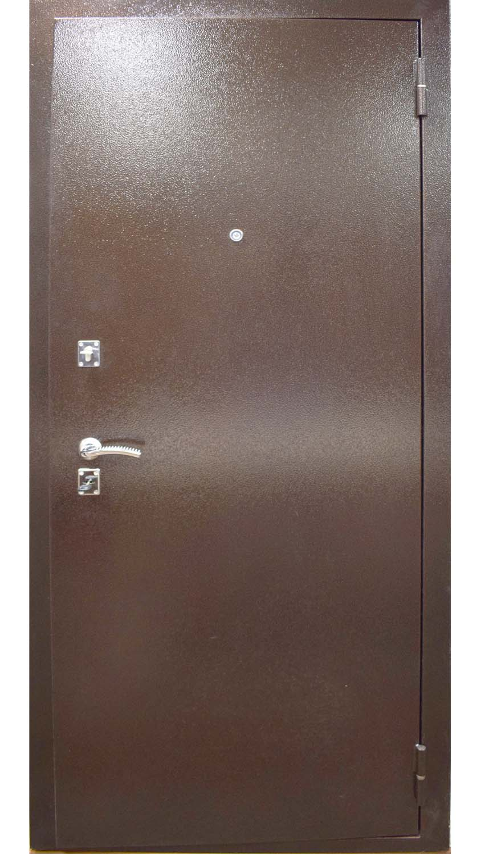 кова металлическая входная дверь