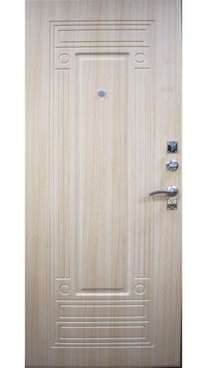 кова фл 04 металлическая входная дверь беленый дуб