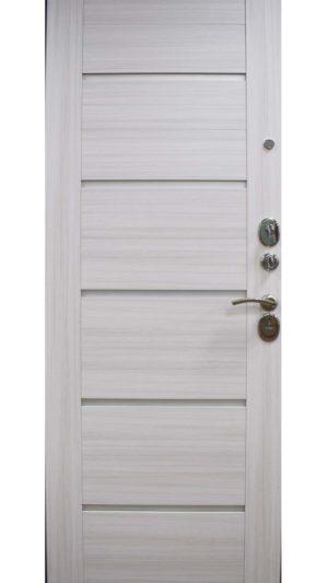 Кова Октава металлическая входная дверь Сандал Панель