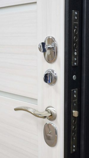 Кова Октава металлическая входная дверь Сандал Замок