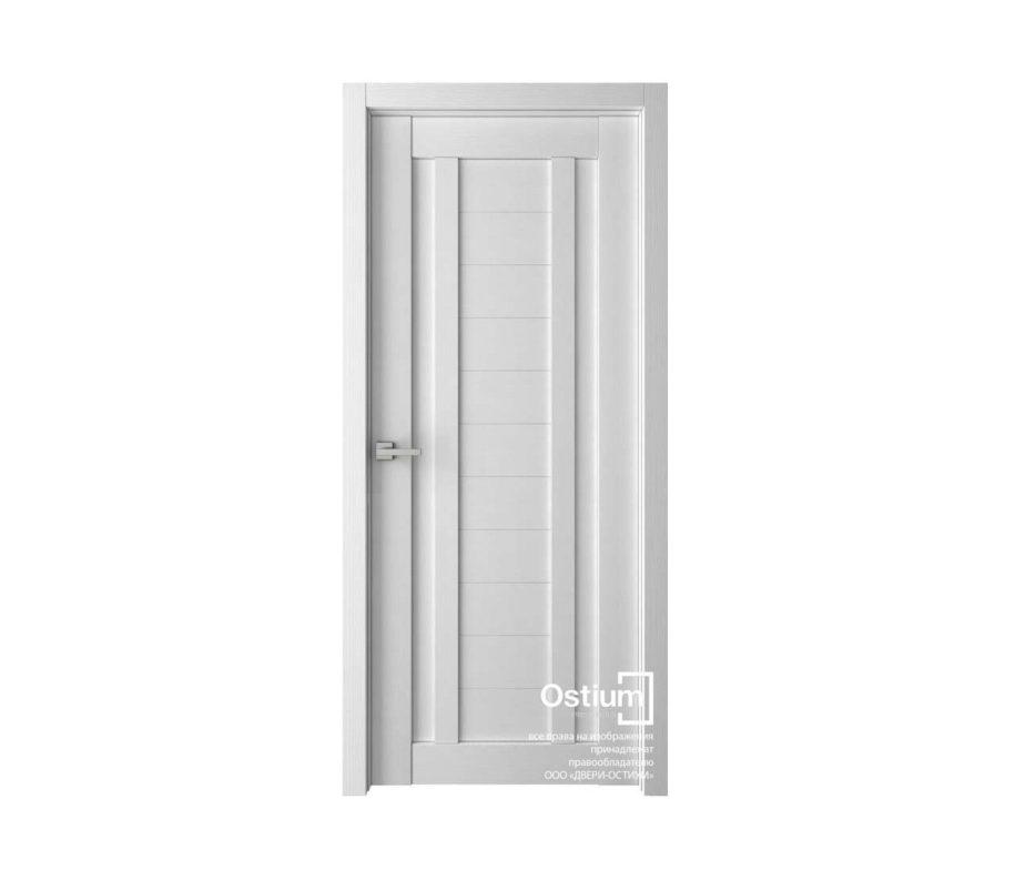 стандартная дверь в квартиру V 1 полотно без стекла