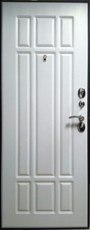 металлические двери кова Белое золото в яролсавле