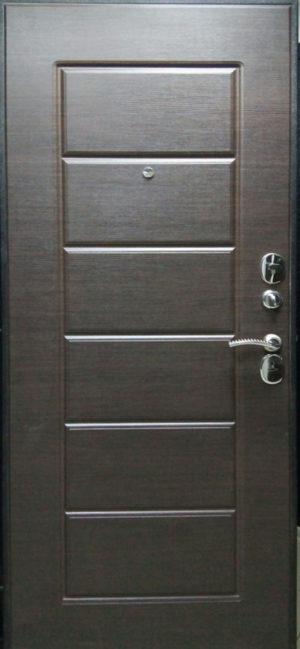входная дверь кова т 22 в цвете венге ярославль