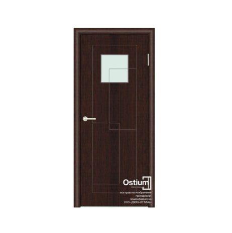 Авангард (белое) купить межкомнатную дверь