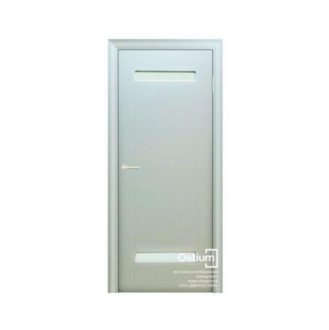 Домино 1 (белое) купить межкомнатную дверь