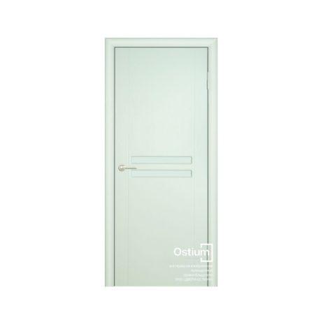Домино 2 (белое) купить межкомнатную дверь