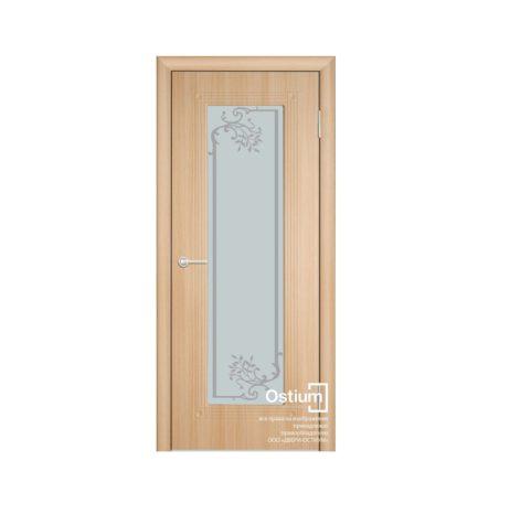 ПР 35 БЕЗ РЕШЕТКИ (белое) купить межкомнатную дверь