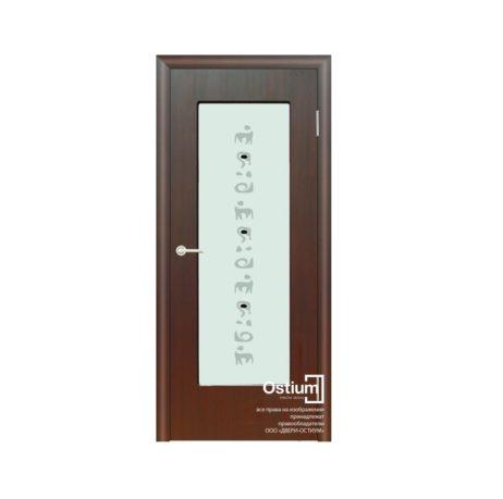 САФАРИ (белое) купить межкомнатную дверь