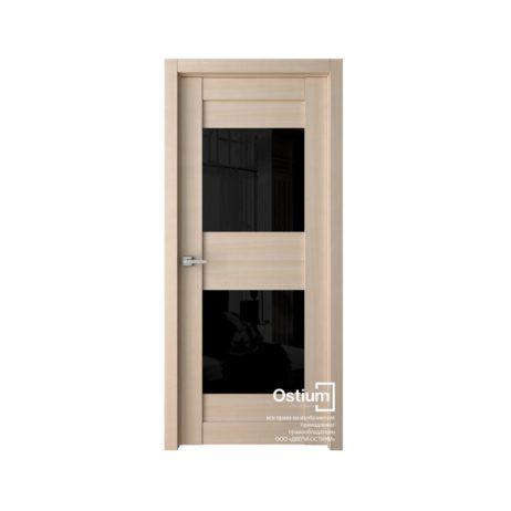 H13 (черный лакобель) купить межкомнатную дверь1