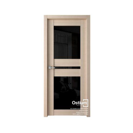H14 (черный лакобель) купить межкомнатную дверь1