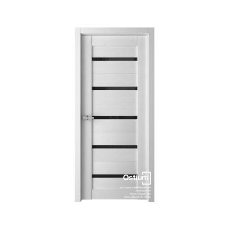 H7 (черный лакобель) купить межкомнатную дверь