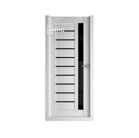 V8 (черный лакобель) купить межкомнатную дверь1