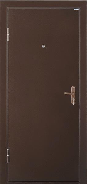 Входна дверь профи полотно металл