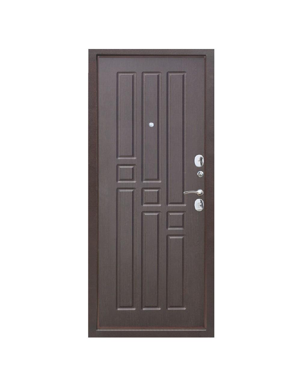 Garda 8 мм входные двери темная 2