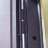 металлическая входная дверь петли